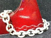 Tiffany & Co. Silver Link Bracelet 925 Silver 41.8g